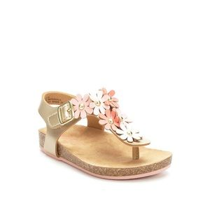 NIB Self Esteem Toddler Girl Sandals -